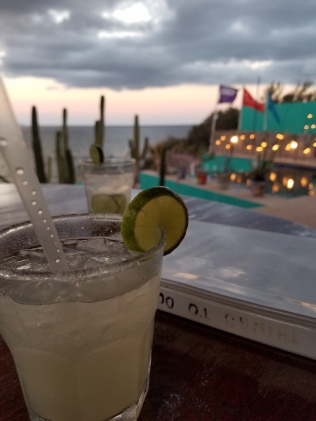 margarita in la ventana